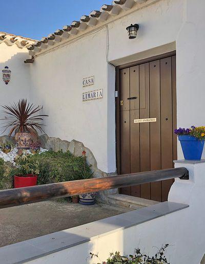 Casa Limaria - entrance